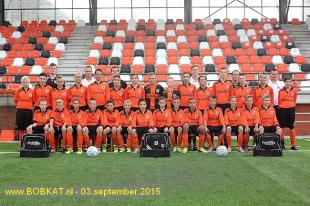 Teamfoto's 2004-2016